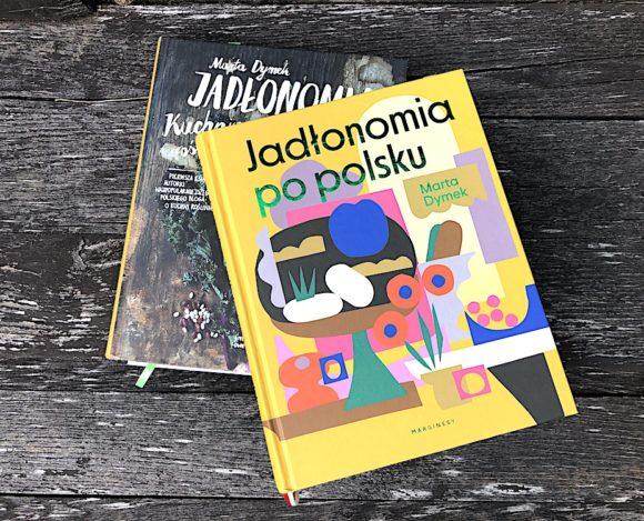 Jadłonomia po polsku: recenzja książki i zdjęcia moich potraw
