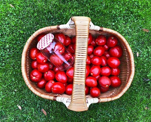 Pomidory jak z puszki, ale ze słoika
